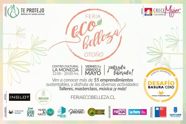 FERIA ECOBELLEZA OTOÑO 2017