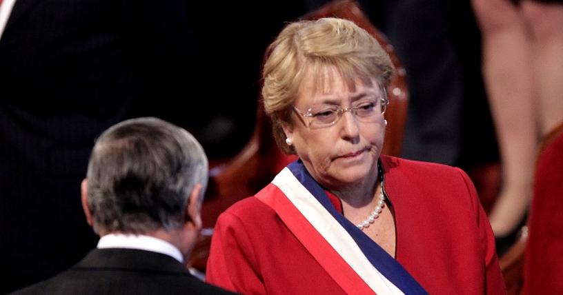 Presidenta Bachelet responde a los insultos de pastores evangélicos