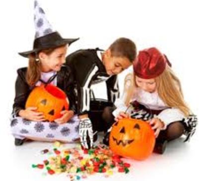 ¡Ojo con tus niños! Por el exceso de azúcar para halloween