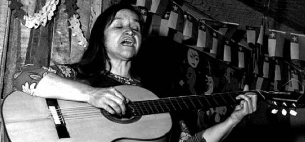 100 años de Violeta Parra