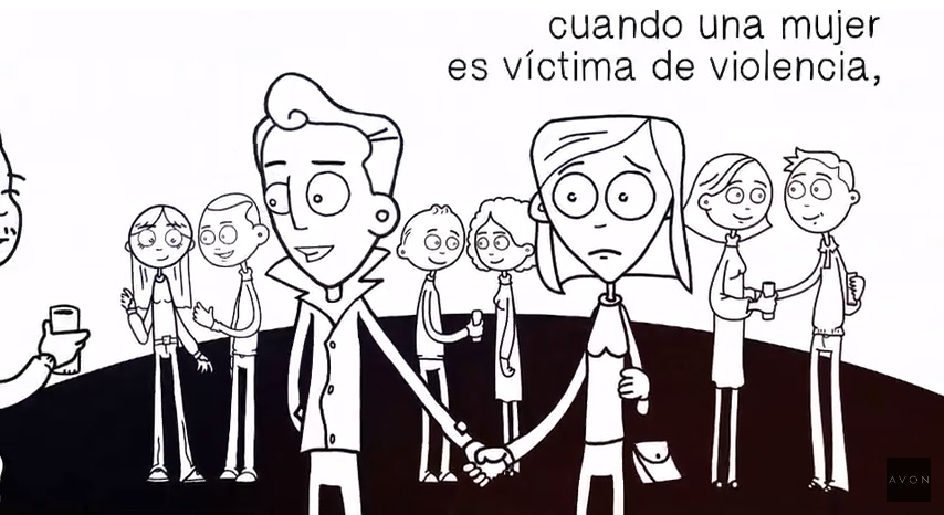 """CHILE SE SUMA A """"ESTAR CERCA. NADA MÁS NI NADA MENOS"""", NUEVA CAMPAÑA DE CONCIENTIZACIÓN SOBRE VIOLENCIA DE GÉNERO"""