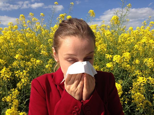 Claves para afrontar alergias respiratorias en niños