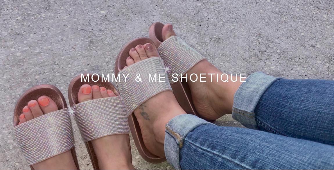 Match Mommy and Me: La Nueva Línea de Zapatos que Baby Buda trae  a la Feria Taconeras Kids 2018