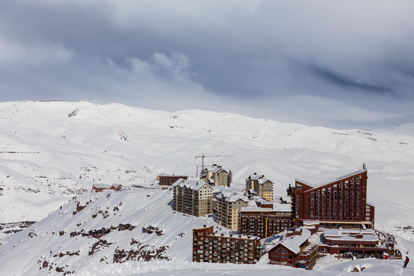 Valle Nevado extiende temporada invernal