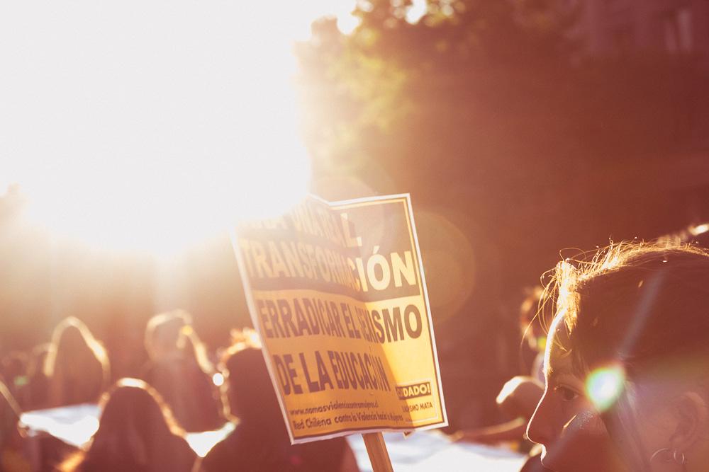 Observatorio Contra el Acoso Chile lanza primera encuesta nacional sobre acoso sexual en Chile
