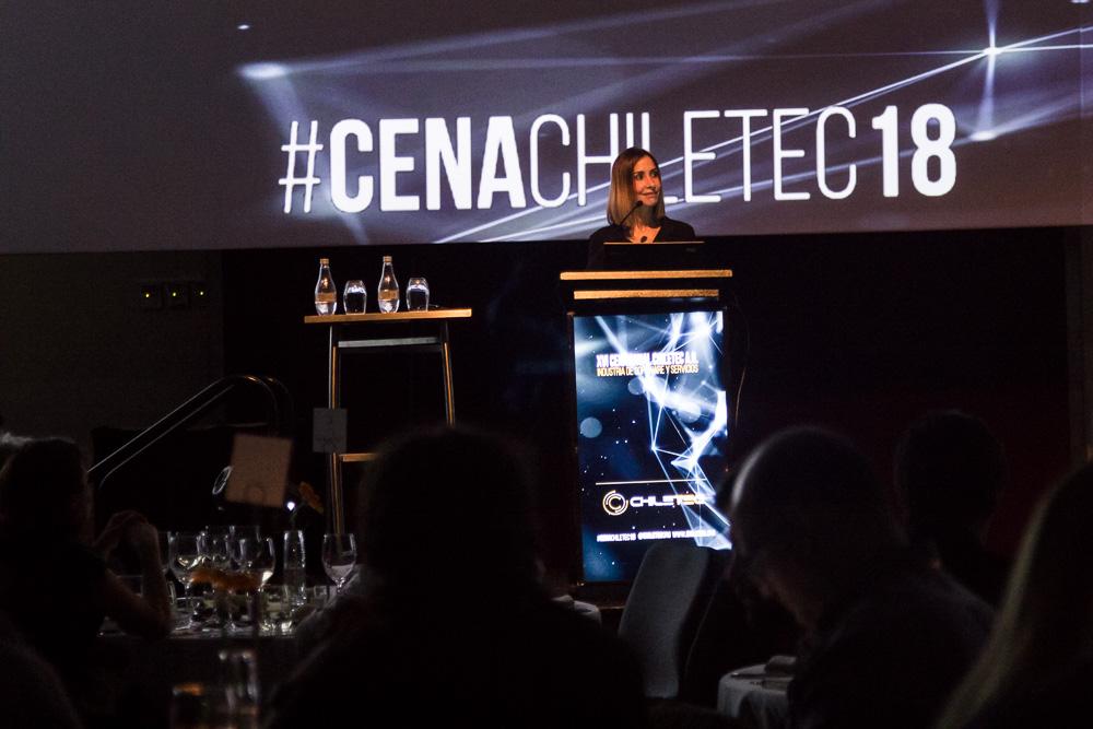 Cena Anual de Chiletec 2018:  Gran noche vivió la industria digital chilena
