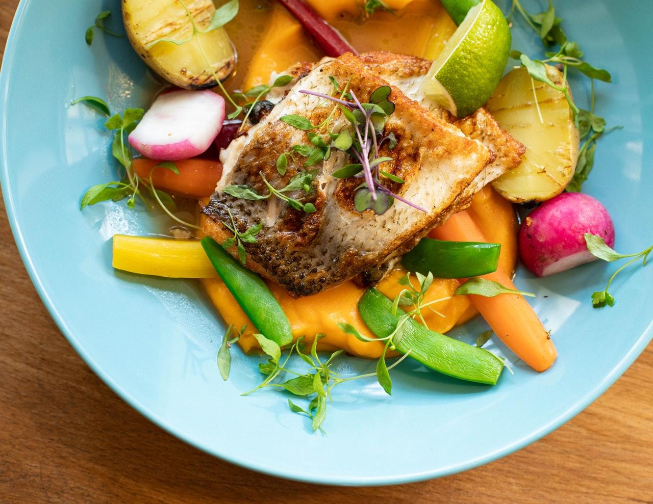 """Mil beneficios en un solo alimento: """"El pescado"""""""