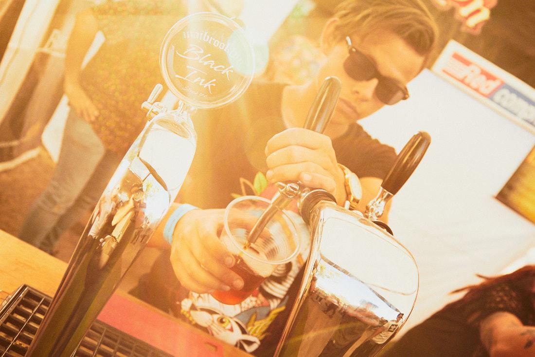Miles de litros de cerveza se consumieron en el Bierfest Santiago