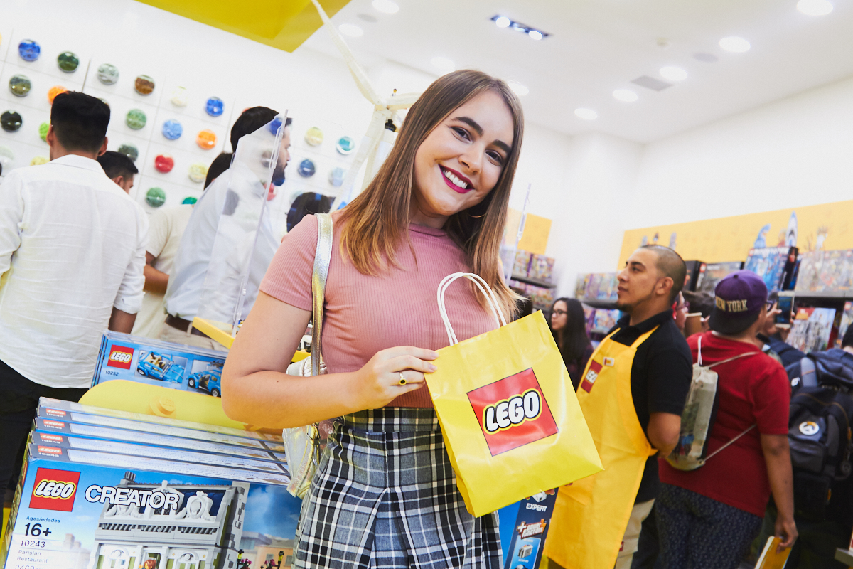 APERTURA LEGO STORE EN VIÑA DEL MAR