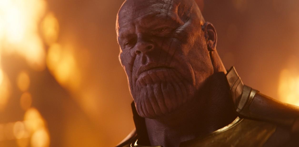 Al googlear Thanos