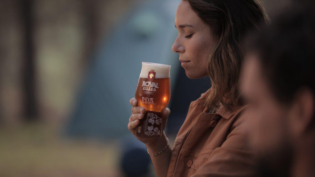 Una cerveza con historia se suma al portafolio Royal Guard, Pacific Ipa es su nombre