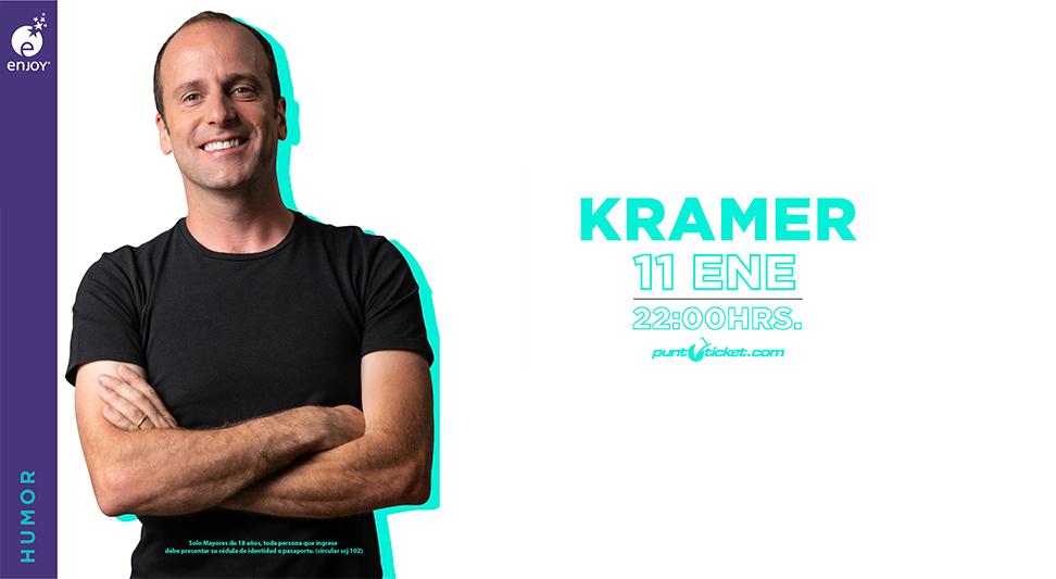 Kramer y su ¡Autoayuda!, para comenzar con todo este 2020