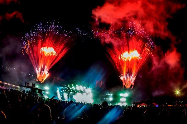 Festival Dreambeach donará parte de las ganancias a los afectados en el incendio de Valparaíso