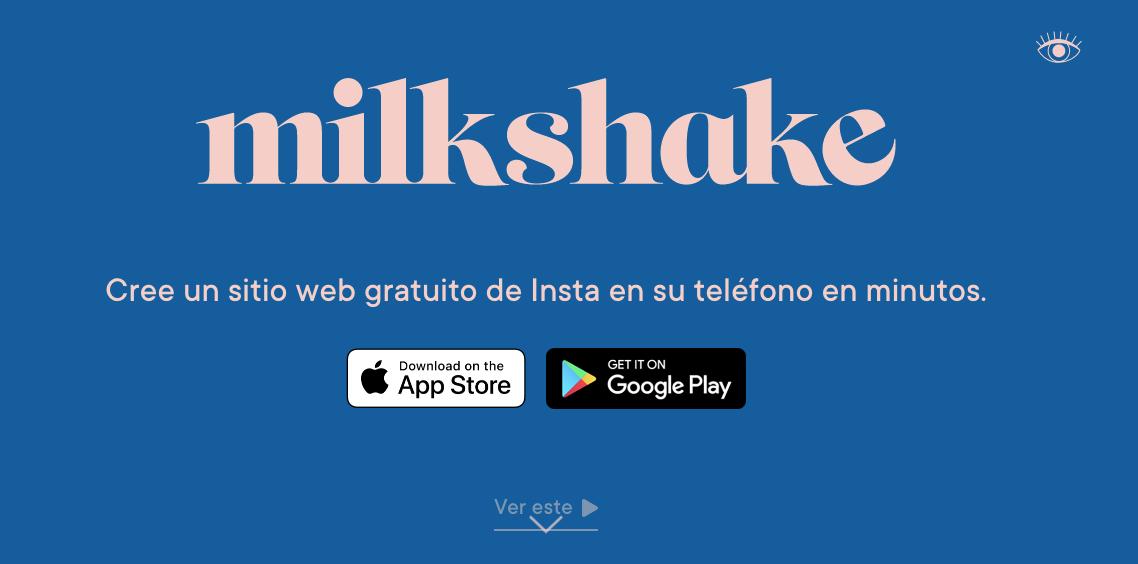 ¿Qué es Milkshake y cómo usarlo?