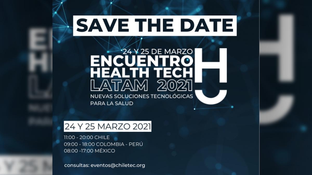 Expertos expondrán tecnologías de vanguardias en el encuentro internacional Health Tech Latam 2021